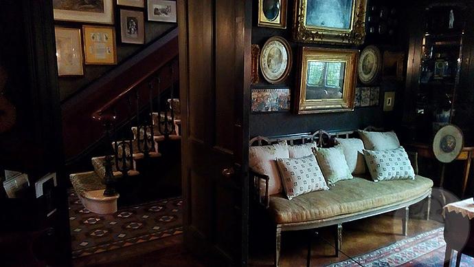linley sambourne victoriaans huis