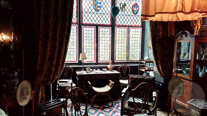 linley sambourne victoriaans interieur