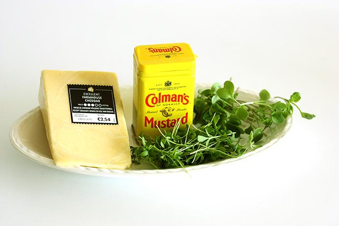 toasted cheese ingrediënten