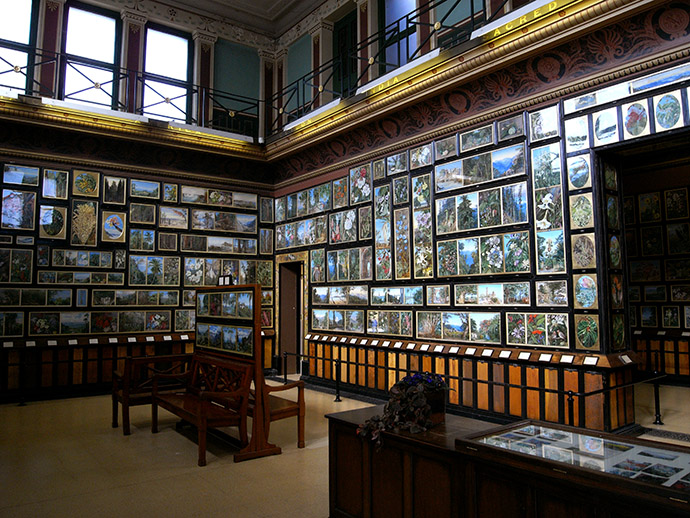 Marianne North Gallery inside