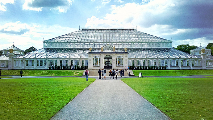 Kew Gardens Temperate House small