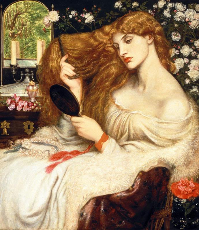 Lady Lilith Rosetti