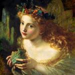 Vijf dromerige victoriaanse schilderijen
