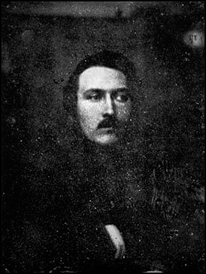 Eerste foto Prins Albert 1842
