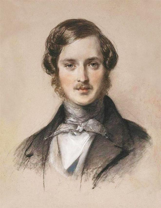 prins albert charles brocky 1841