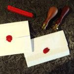 DIY: Een Regency-brief schrijven en vouwen