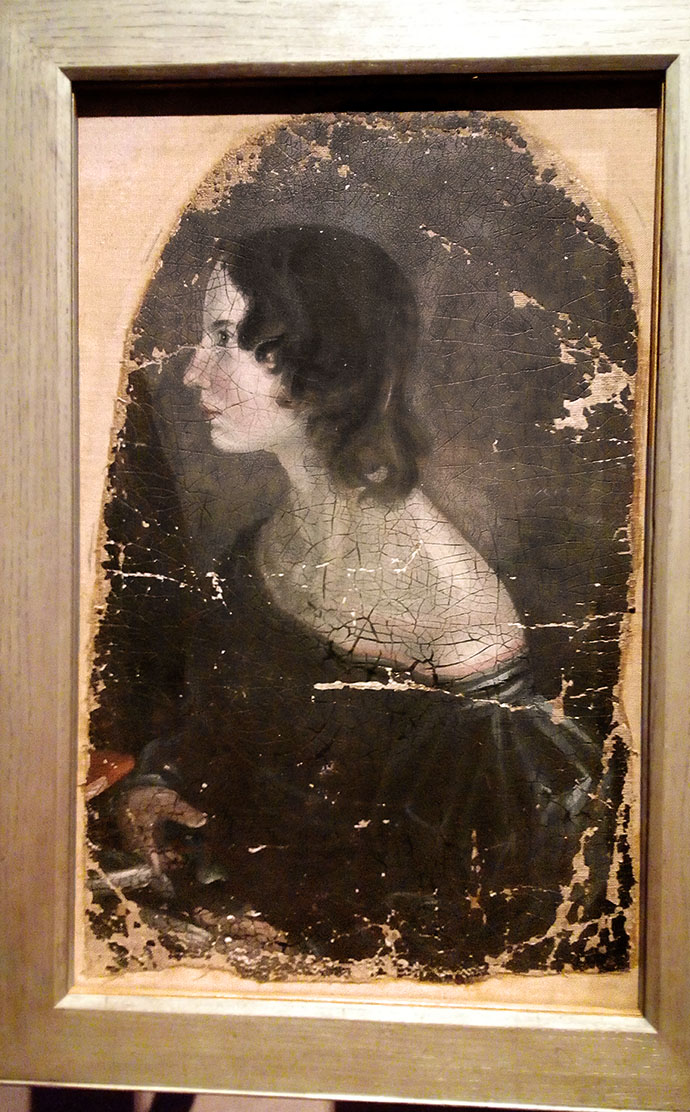 Emily of Anne Brontë