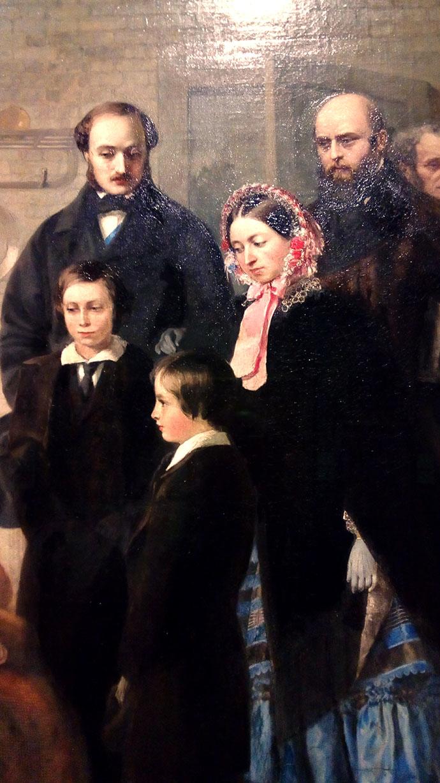 Gezin Koningin Victoria en Prins Albert NPG