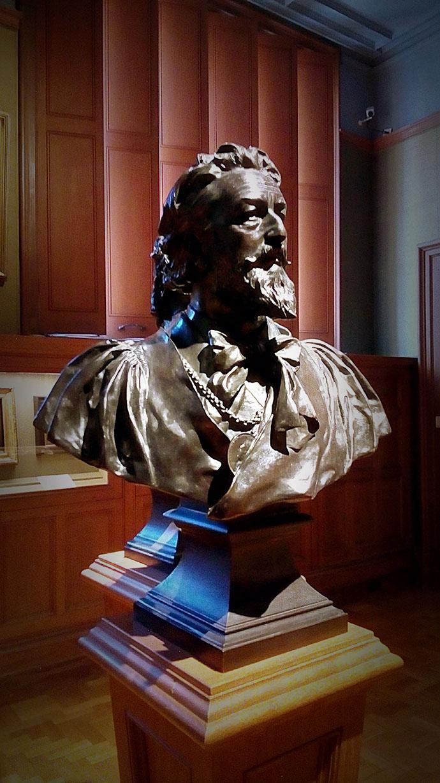 Frederic-Leighton-borstbeeld