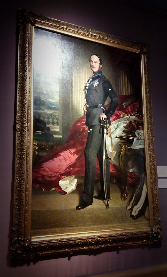 Prins Albert NPG Londen