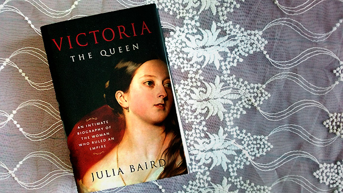 julia baird victoria the queen