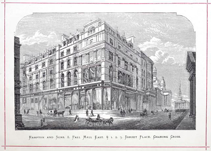 Hampton & Sons Pall Mall