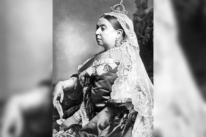 Koningin Victoria 1887
