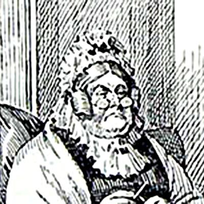 victoriaanse cartoon