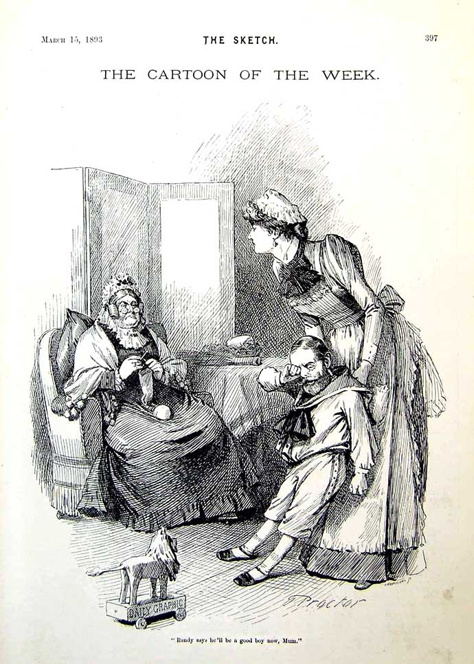 The Sketch 1893