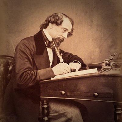 weetjes feiten over Charles Dickens feat