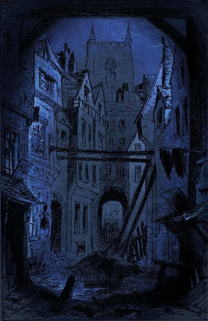 Bleak House Londen Dickens