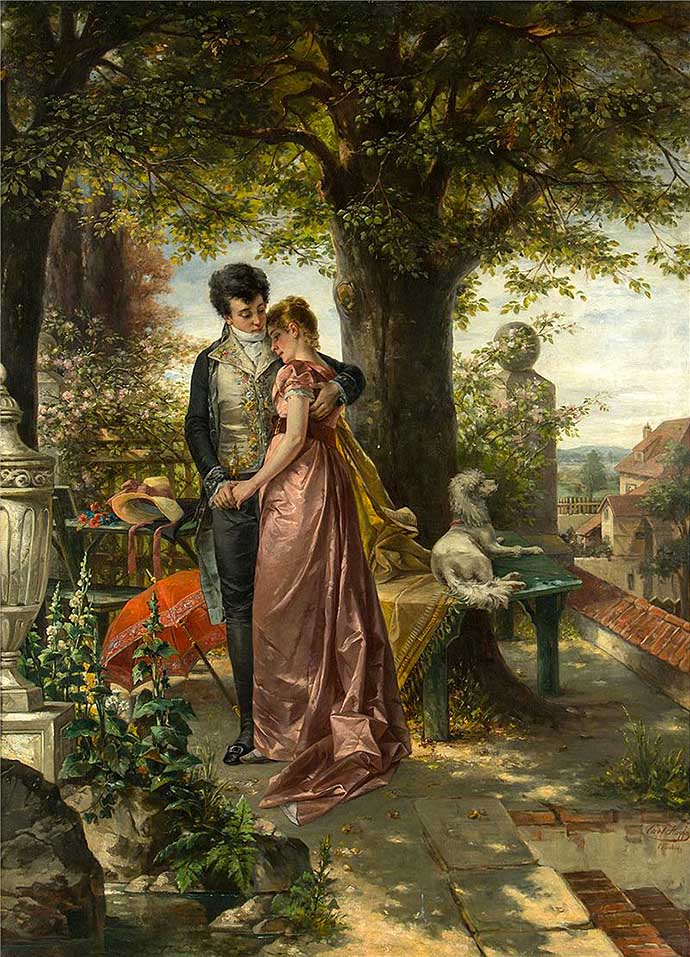 Courtship Carl Herpfer
