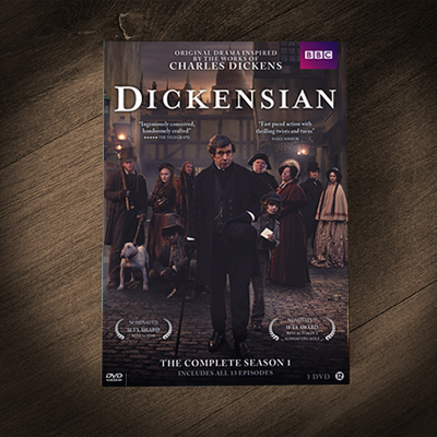 Filmtip Dickensian review