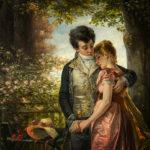 Etiquette voor daten in de 19e eeuw