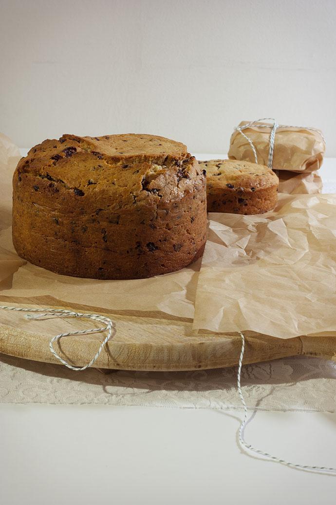 Twelfth Cake - Plum Cake