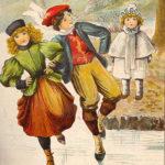 5 Vrolijke Victoriaanse Winterplaatjes