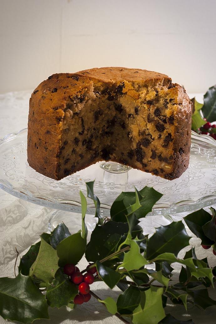 Twelfth Cake plum cake