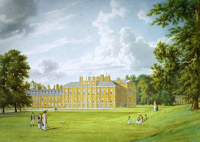 kensington-palace-william-westall-1819