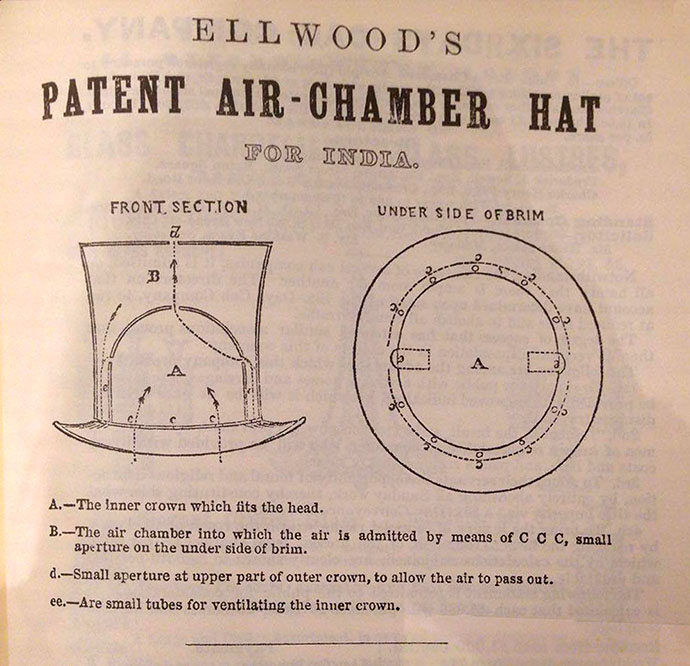 reizen-bradshaw-continental-railway-guide-ellwood-geventilleerde-hoed
