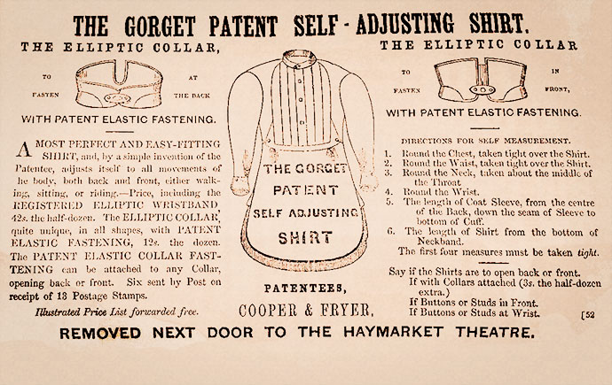 reizen-bradshaw-continental-railway-guide-gorget-self-adjusting-shirt