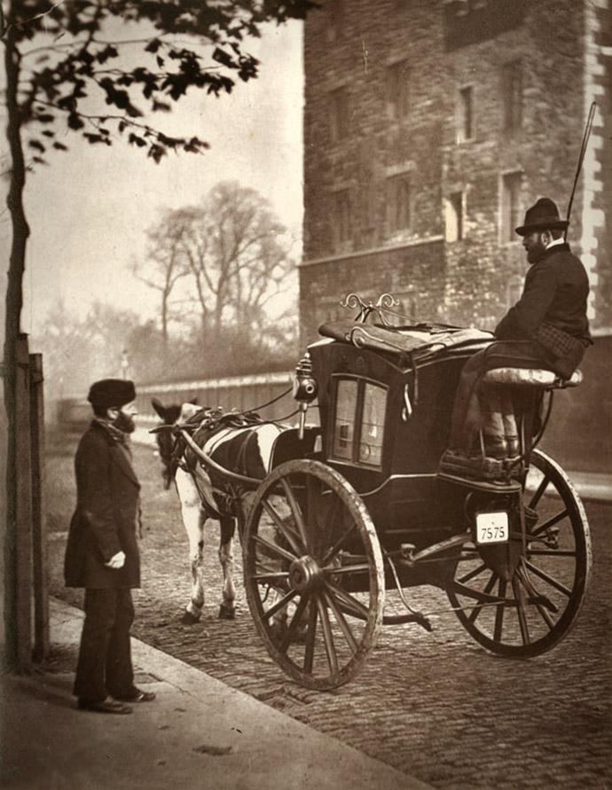 reizen-bradshaw-continental-railway-guide-hansome-cab-londen-1877