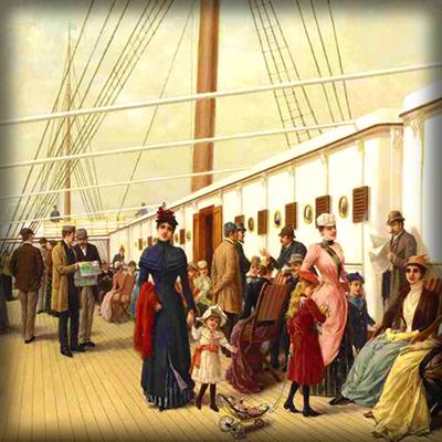reizen-den-haag-londen-victoriaanse-tijd