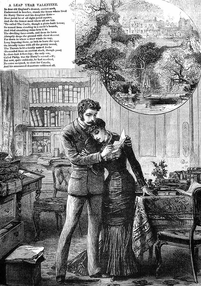 valentijn-victoriaanse-tijd