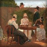 Ingelijst: De familie Chalon in Londen (1800)