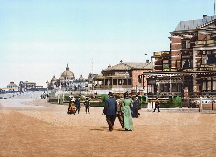 panorama-mesdag-scheveningen-fotochrom-seinpostduin-1900