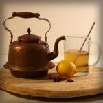De ketel van de familie Dickens en een hartverwarmend drankje