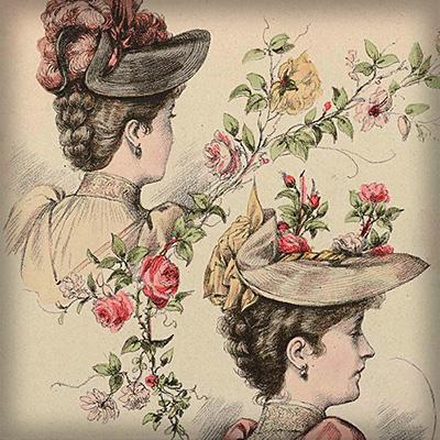 victoriaanse-hoeden