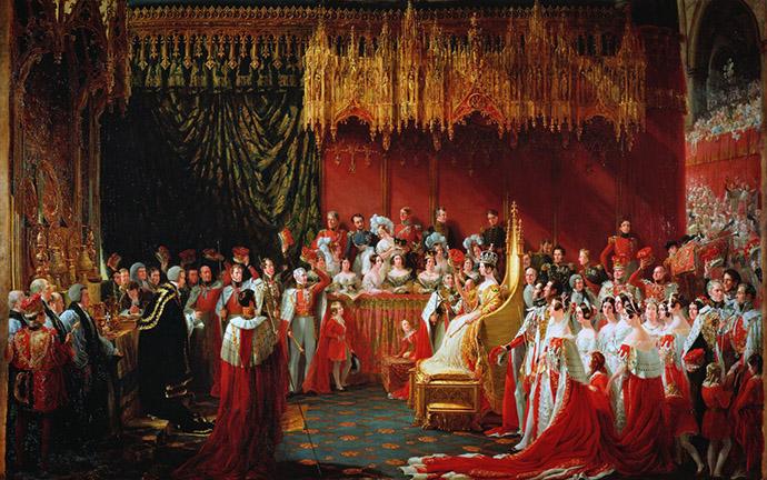 boek-victoria-recensie-kroning-george-hayter