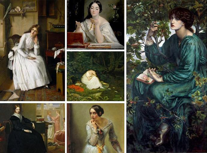 londen-victoria-albert-museum-19e-eeuwse-schilderkunst