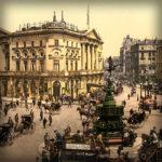 Victoriaans Londen in kleurenfoto's