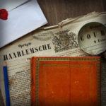Dagelijks leven: Een krant uit 1857