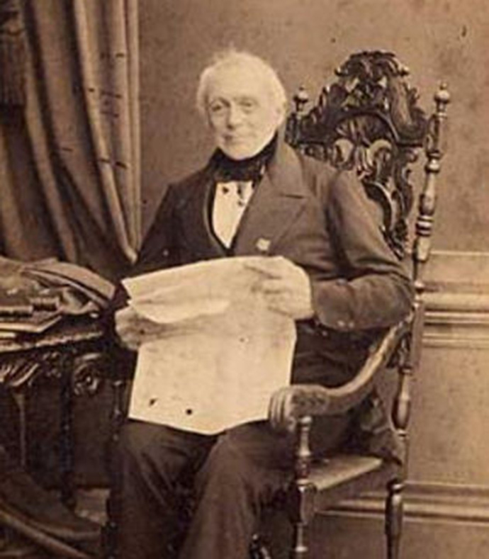 krant-1857-hendrik-johan-caan
