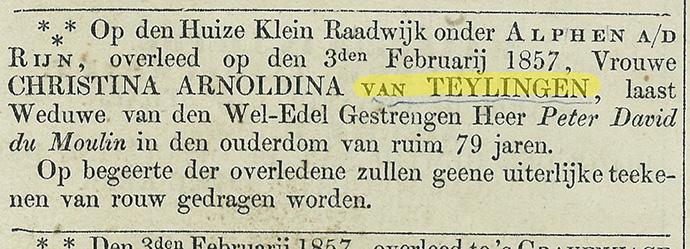 krant-1857-overlijden-c-a-van-teylingen