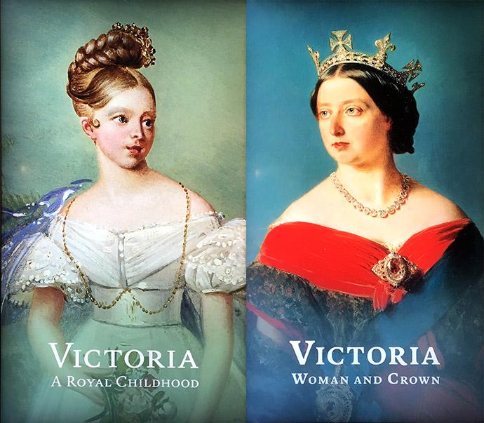 aanprijzing Victoria tentoonstelling Kensington Palace
