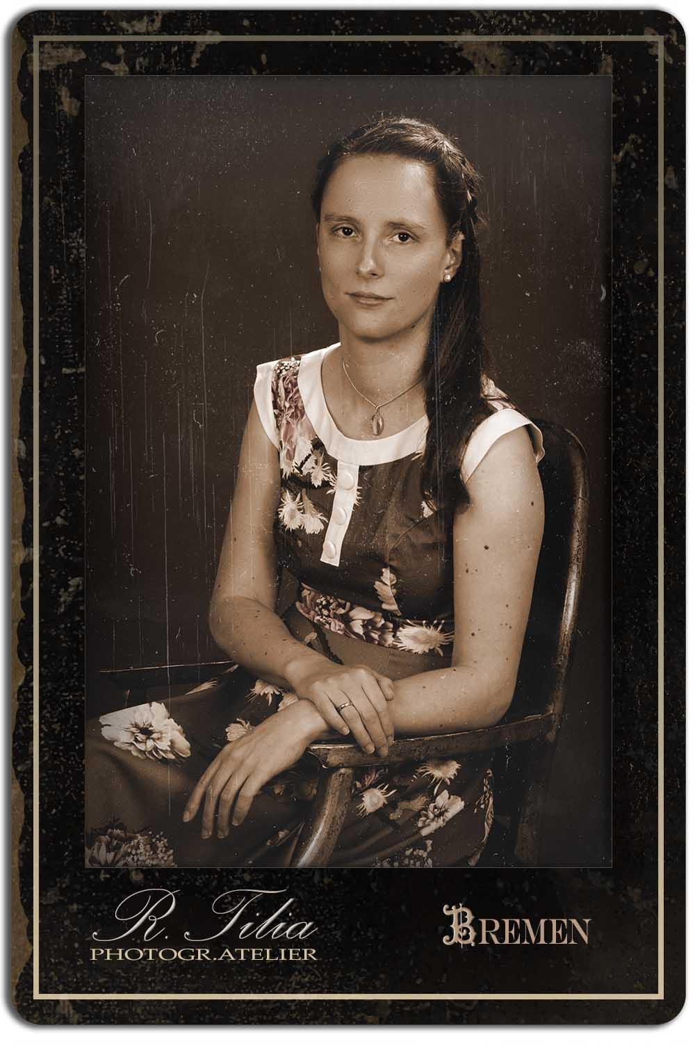 Josephine van My inner Victorian