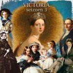 VICTORIA seizoen 3 – 6: Feodora als koningin, privétekeningen, en Berties schedel