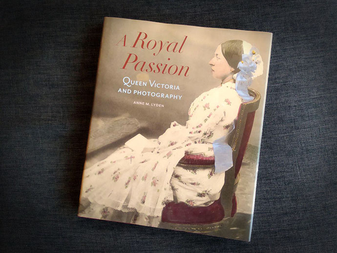 Boekomslag van A Royal Passion: Queen Victoria and photography.