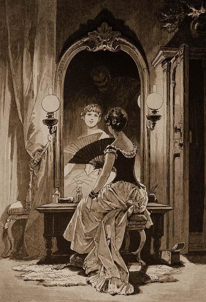Die Gartenlaube, Ernst Keil's Nachfolger, uit 1884 [Publiek domein].