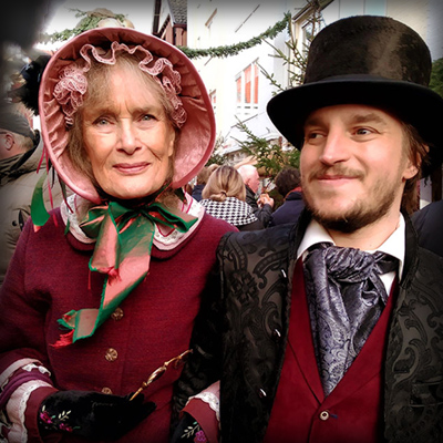 Dickens Festijn Deventer 2019