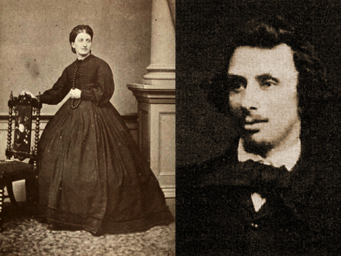 Samuel en Isabella Beeton